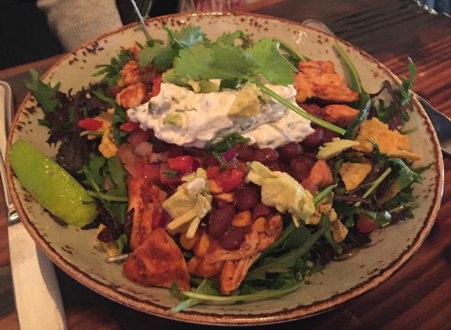 Christchurch Eating: Mama Hooch