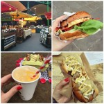 London Exploring: Food Markets