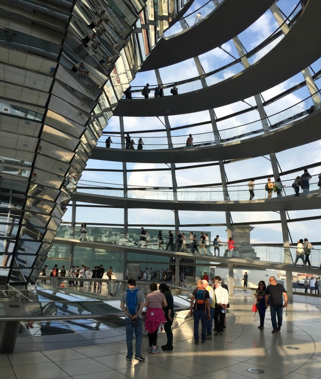 Berlin Exploring: Reichstag, Allied Museum & Park Times