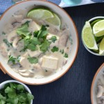 Recipe: Coconut Lime Noodle Soup