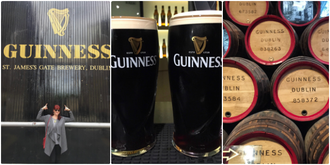Dublin Exploring: Pubs, Bars & The Guinness Storehouse