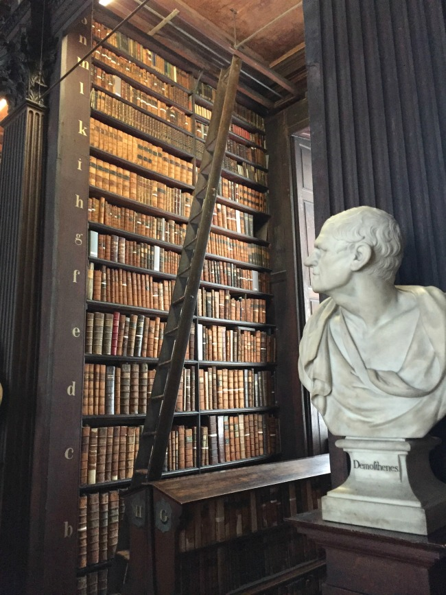 Dublin Exploring: Cathedrals and Trinity College