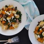 Recipe: Pumpkin, Mushroom & Kale Gnocchi