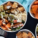 Recipe: Winter Tofu Buddha Bowl