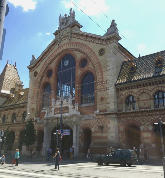 Budapest Exploring: Thermal Baths, Market Hall & Heroes Square