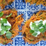 Recipe: Sweet Potato & Carrot Fritters
