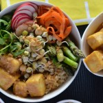 Recipe: Ginger Miso Tofu Buddha Bowl