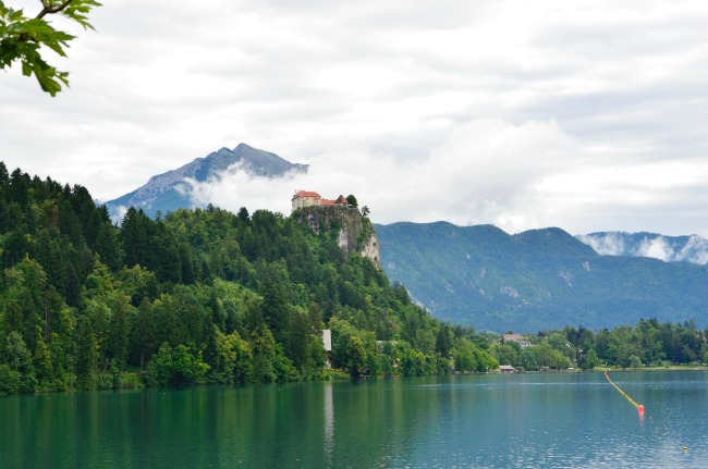 Slovenia Exploring: Lake Bled | I Spy Plum Pie