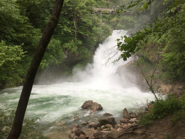 Slovenia Exploring: Vintgar Gorge & Lake Bohinj | I Spy Plum Pie