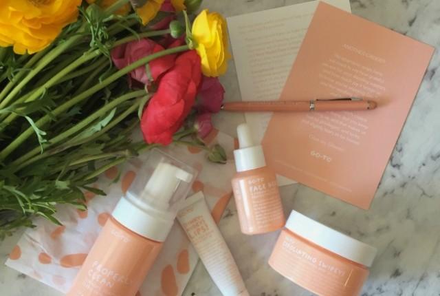 Spotlight On: Go-To Skincare | I Spy Plum Pie