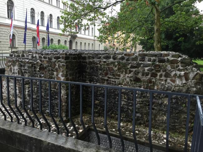 Ljubljana Exploring: Tivoli Park, Roman Ruins, Metelkova & Museums