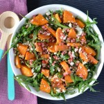 Recipe: Sweet Potato & Pomegranate Salad