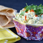 Recipe: Grilled Sweetcorn & Sour Cream Dip
