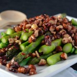 Recipe: Cranberry Hazelnut Greens