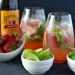 Recipe: Strawberry Moscow Mule