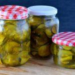 Recipe: Pickled Zucchini