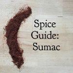 Spice Guide: Sumac