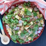 Recipe: Haloumi Brown Rice Salad