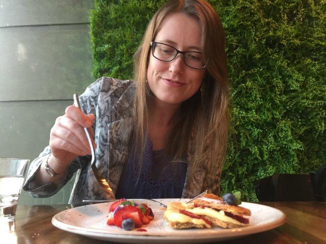The Foodie Files: Miss Sage Sugar