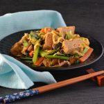 Recipe: Tofu Puff Stir Fry