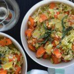 Recipe: Sweet Potato Zucchini Risotto