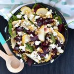 Recipe: Beetroot Pear Salad