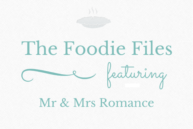 The Foodie Files: Mr & Mrs Romance | I Spy Plum Pie