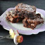 Recipe: Pomegranate Brownies