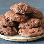 Recipe: Dark Chocolate Chilli Cookies