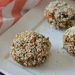 Recipe: Brown Rice Sweet Potato Patties
