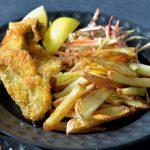 Recipe: Mushroom Schnitzel
