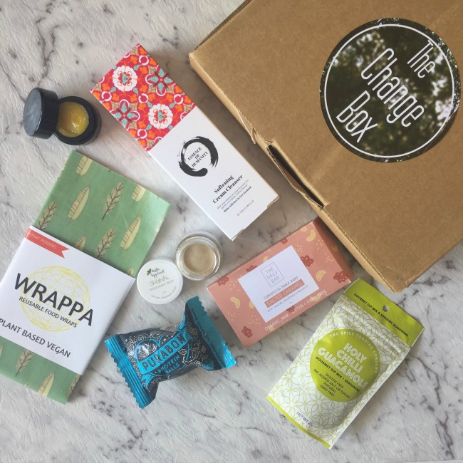 September Change Box Review | I Spy Plum Pie
