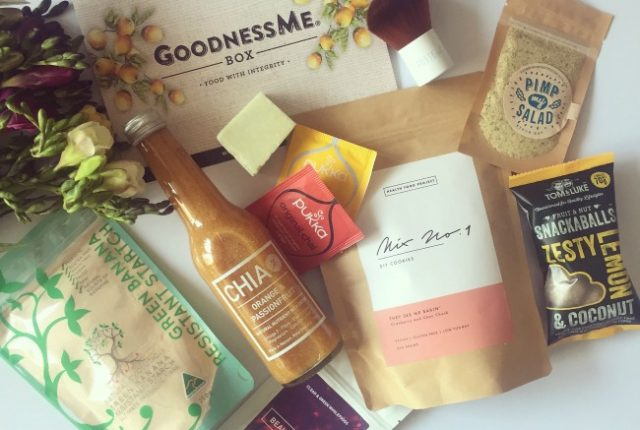 September GoodnessMe Box | I Spy Plum Pie