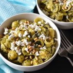 Recipe: Silverbeet Pesto Pasta