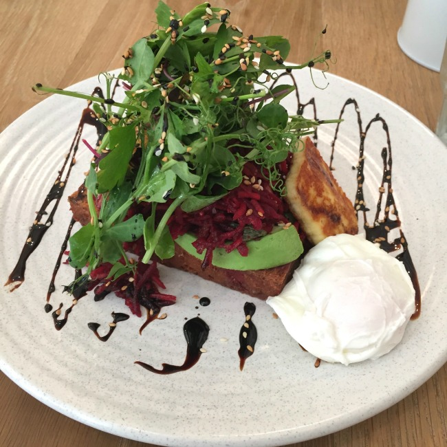 Wellington Eating: Neo Cafe & Eatery | I Spy Plum Pie