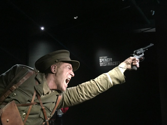 Wellington Exploring: Te Papa and The Great War Exhibition Museums | I Spy Plum Pie