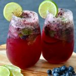 Recipe: Blueberry Lime Mojito