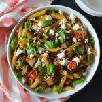 Recipe: Eggplant Chilli Pasta