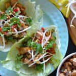 Recipe: Mushroom Tofu San Choy Bau