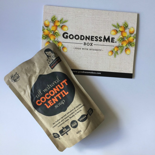 November GoodnessMe Box Review | I Spy Plum Pie