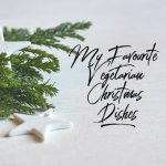 My Favourite Vegetarian Christmas Dishes