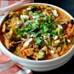 Recipe: Eggplant Broccoli Curry