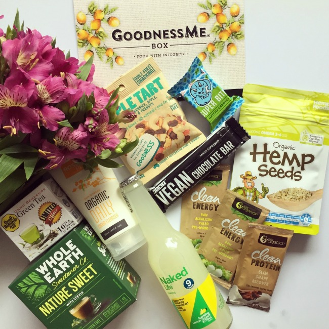 January GoodnessMe Box 2018 Review | I Spy Plum Pie