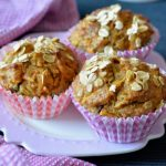 Recipe: Sweet Potato Apple Muffins