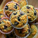 Recipe: Healthy Banana Blueberry Muffins