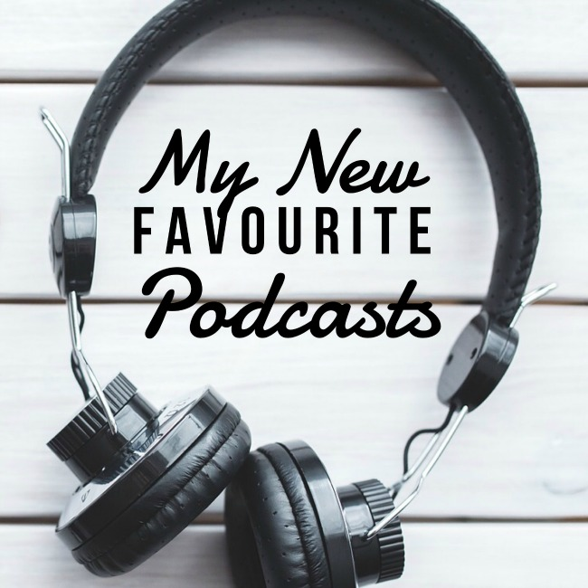 My New Favourite Podcasts | I Spy Plum Pie