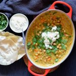 Recipe: Red Lentil Sweet Potato Dhal