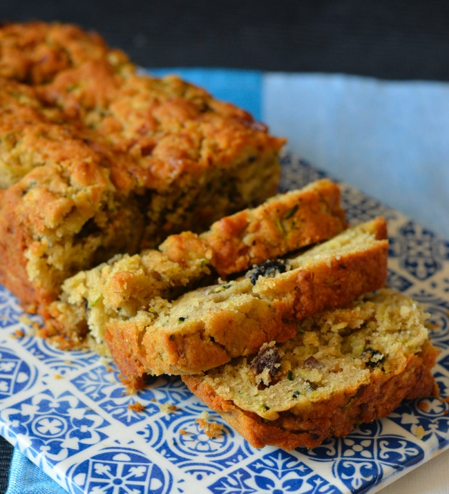 Zucchini Pecan Bread | I Spy Plum Pie