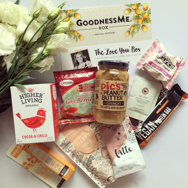 February GoodnessMe Box 2018 Review | I Spy Plum Pie