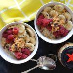 Recipe: Peanut Butter Overnight Oats